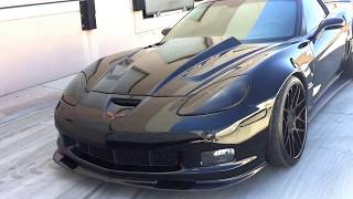 2007 Corvette ZO6 Supervette 700+ Horsepower