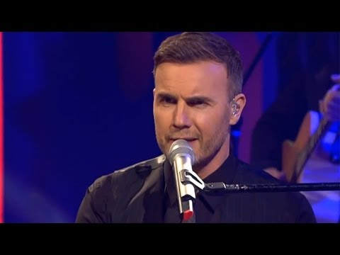 Gary Barlow - Let Me Go | The Late Late Show