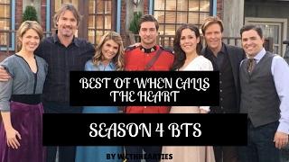 Best Of When Calls The Heart Season 4 BTS