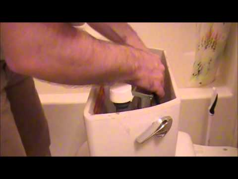 Kohler Wellworth Toilet Tank Repair