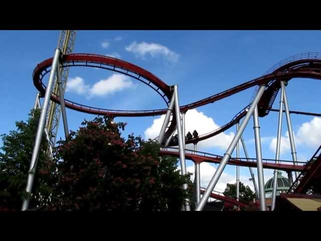 Tivoli Gardens - Copenhagen, Denmark - Travel Video