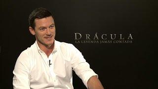 Entrevista a Luke Evans por 'Drácula. La leyenda jamás contada'