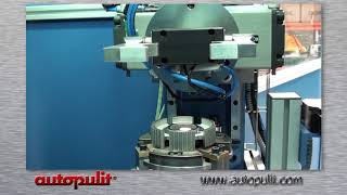 Autopulit CNC Deburring Synchromesh Gears