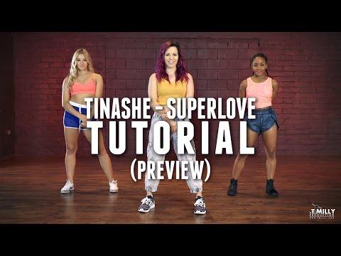 Dance Tutorial [Preview] - Tinashe - Superlove - Choreography by Jojo Gomez