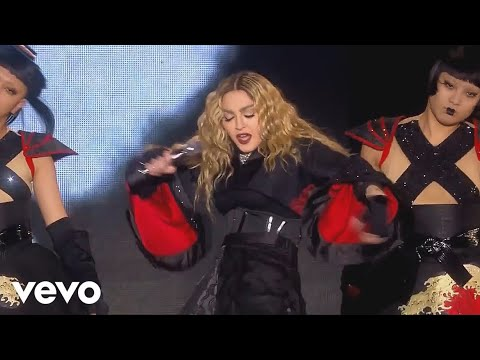 Madonna - Bitch I'm Madonna (Rebel Heart Tour - Montage)