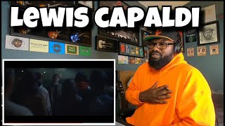 Lewis Capaldi - Someone You Loved  REACTION