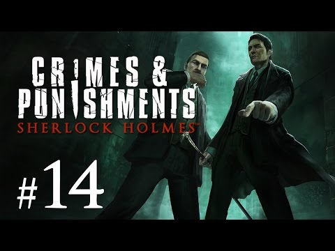 Sherlock Holmes: Crimes and Punishments Gameplay #14 - Der verschwundene Mexikaner