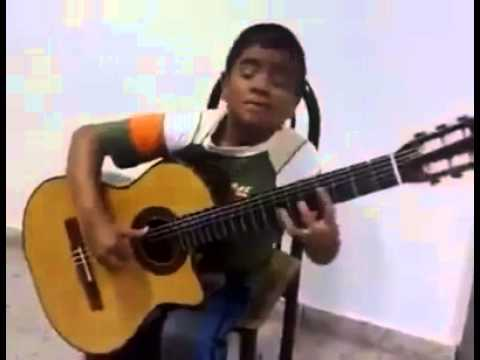 Budak Kecil Main Gitar Lagu Titanic Mengalahkan Sungha Jung video