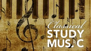 Classical Music for Studying and Concentration: Instrumental Music, Focus Music, Bach, ♫E011