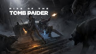 Rise of the Tomb Raider le commencement  live 1 part 2