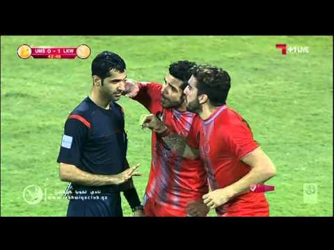 Review _ Lekhwiya 1-1 Umm Salal (QSL 2014/2015)