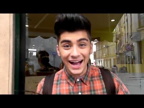 Zayn Malik - Cutest Moment HD 2013 (Zayn Is Amazayn)