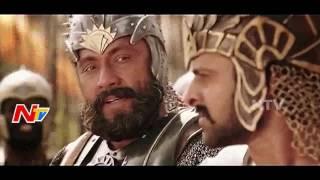 Special AV on Satyaraj(Kattappa) || #Baahubali2