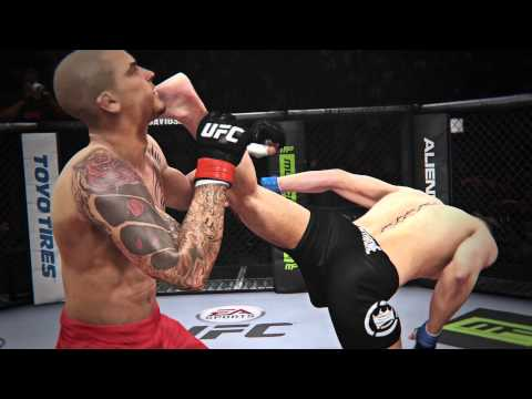 UFC 178: EA SPORTS UFC Simulation – Poirier vs. McGregor