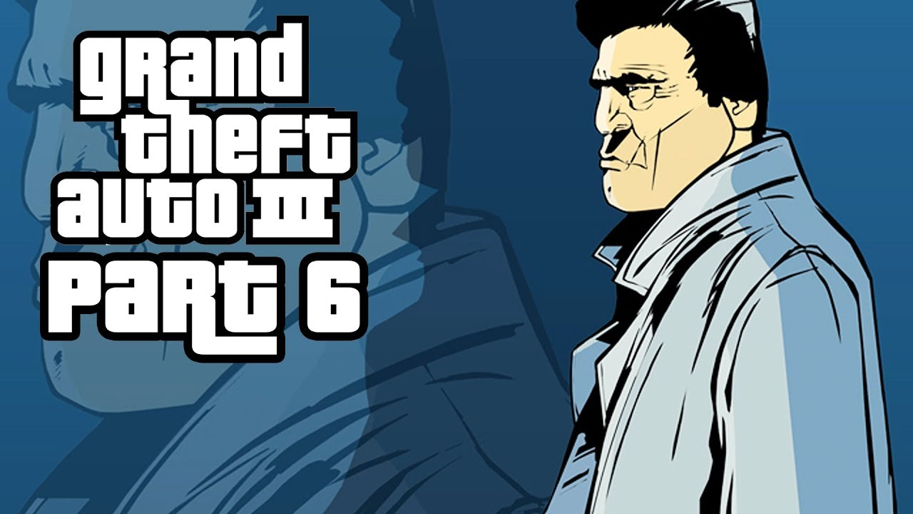 Grand theft auto 3 gameplay