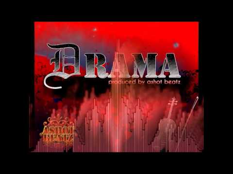 Ashot Beatz - Drama (Deep Epic Gangsta Rap Beat 2011) HD
