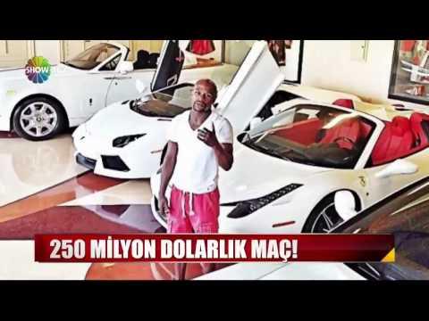 250 Milyon Dolarlık Boks Maçı
