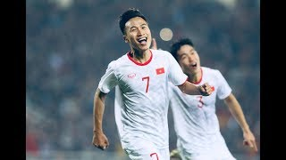 Highlights | U23 Indonesia 0-1 U23 Việt Nam | Những phút bù giờ đầy cảm xúc | BLV Quang Huy