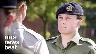 Civilians to Soldiers | BBC Newsbeat