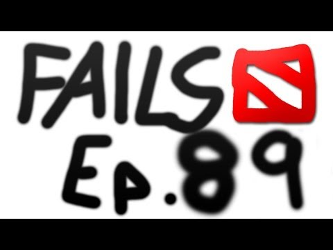Dota 2 Fails of the Week - Ep. 89