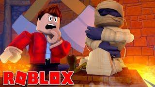 Roblox ESCAPE THE PYRAMID OBBY IN ROBLOX