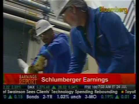 Schlumberger Earnings - Bloomberg