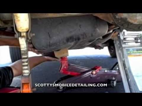 How To Replace A Fuel Pump On A Astrovan Youtube