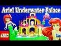 LITTLE MERMAID Disney Princess Lego Ariel Undersea Castle Disney Princess Lego Video