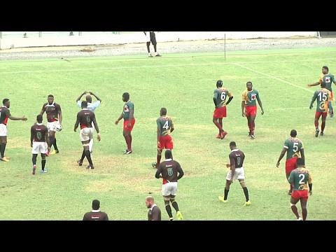 Ghana wins 2017 West African Rugby Regional Challenge