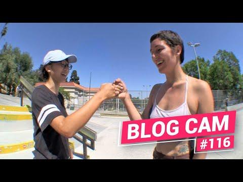 Blog Cam #116 - El Sereno with Nanaka Fujisawa & Marissa Martinez