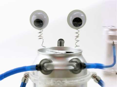 4M Tin Can Robot Kit Review 3