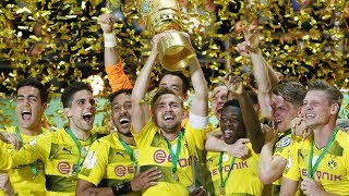 Highlights Borussia Dortmund DFB Pokal 2017 Alle Spiele alle Tore