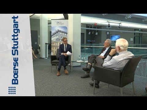 Börsenlegenden im Gespräch: Wie Privatanleger heute anlegen sollten | Börse Stuttgart | Aktien