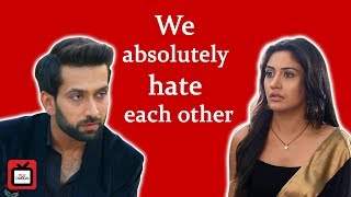 I and Surbhi Chandna have an unspoken chemistry: Nakuul Mehta | Exclusive | TellyChakkar |