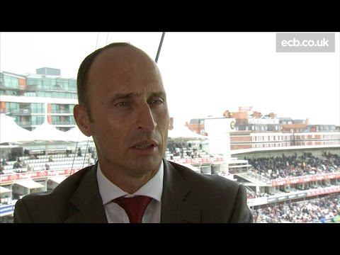 Nasser Hussain on Alastair Cook becoming England's highest run scorer