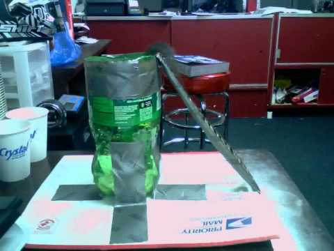 awesome homemade mouse trap really works! see it in action ... extreme
