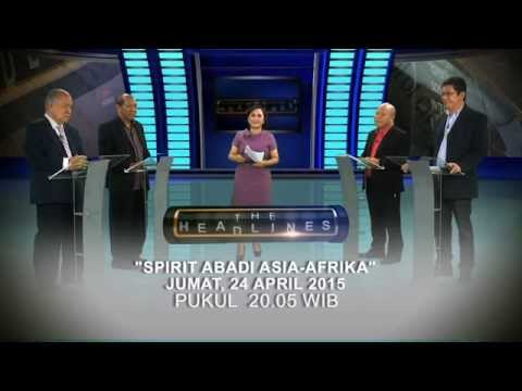 Promo The Headlines: Spirit Abadi Asia-Afrika