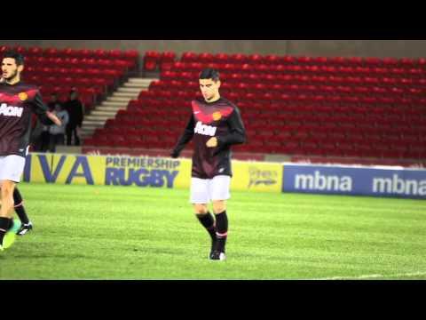Andreas Pereira e Marcos Lopes Man United X Man City