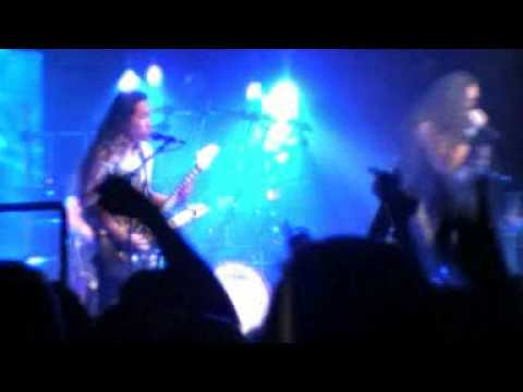Dragonforce Live - Reasons to Live - Belfast Mandela Hall 11/10/08 [High Quality]
