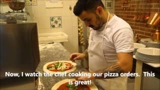Pizzeria Napoli in Bocca, Naples, Italy