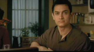 Tata Sky Plus - Aamir Khan and Gul Panag family dinner ad