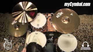 "Paiste 18"" 2002 Crash Cymbal (1061418-1121514J)"