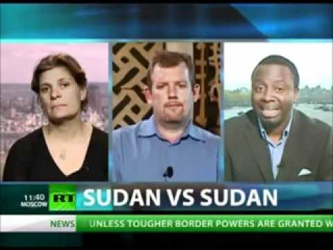 CrossTalk: Sudan vs Sudan  1/2  [© RT]