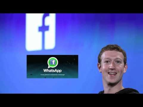 Facebook buy WhatsApp for $16 billion