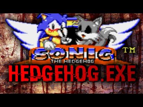 Hedgehog.exe (sonic The Hedgehog Horror Game) video