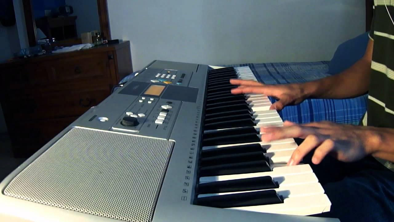 Roulette piano cover