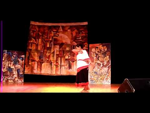 University Of Idaho Nepal Night 2012, Namrata's Dance video