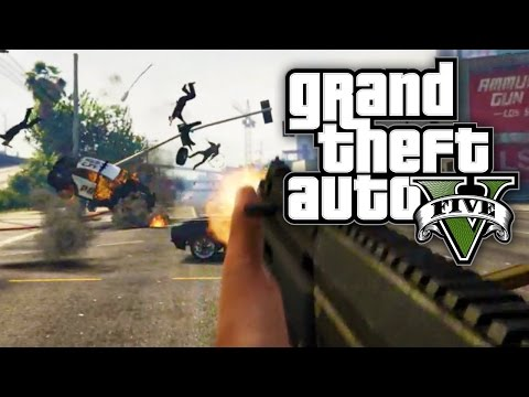 GTA 5 Update - ISSUES, SOLUTIONS & STREAMING! (GTA V)