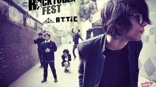Radio Foorti presents Rocktoberfest  with Attic