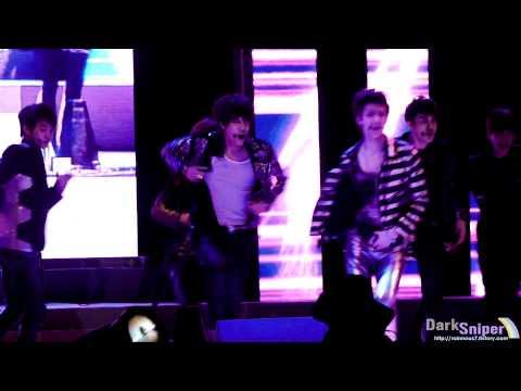 [FANCAM] 120506 - GHC - EXO-K - History Music Videos